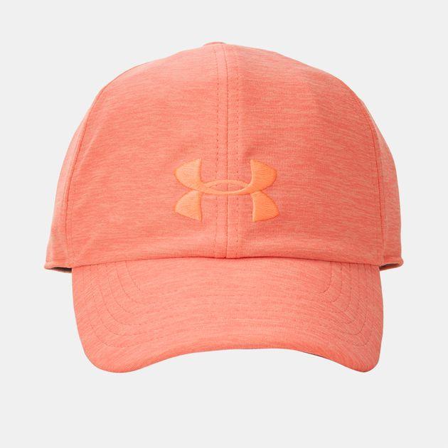 super popular 2eab9 1b9b5 Under Armour Twisted Renegade Cap - Pink, 511549