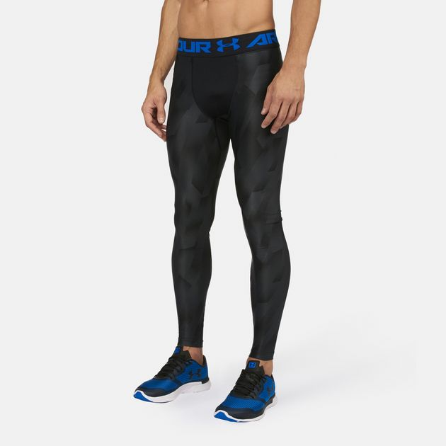 f085eaee88529 Under Armour HeatGear Armour Printed Tights | Tights | Pants ...
