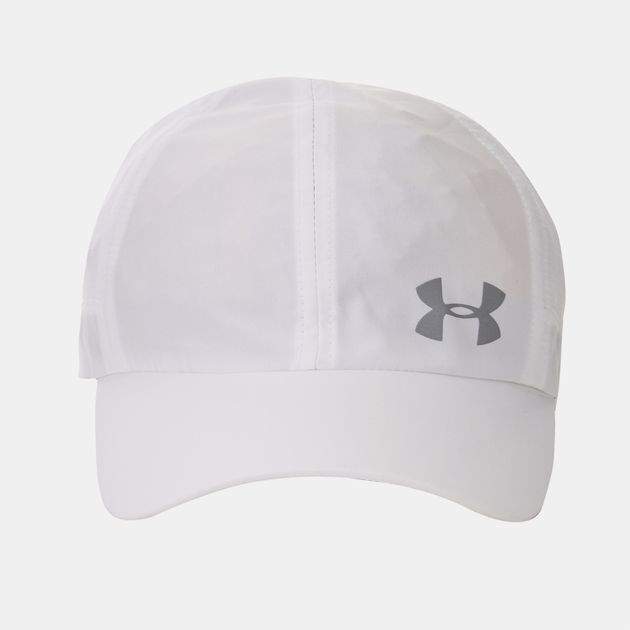 81225c6f3c3 Shop White Under Armour Fly Fast Cap for Womens by Under Armour