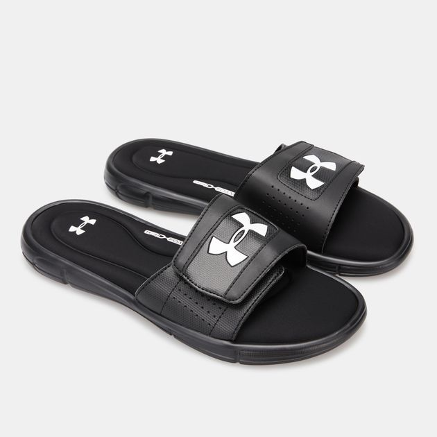 7839749b Under Armour Men's Ignite V Slides