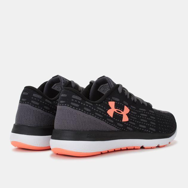 buy online c42a9 246a6 Shop Black Under Armour Threadborne Slingflex Shoe for ...