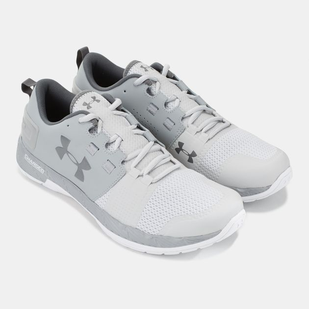 new product c35a9 9f75b Shop Grey Under Armour Commit Training Shoe for Mens by ...