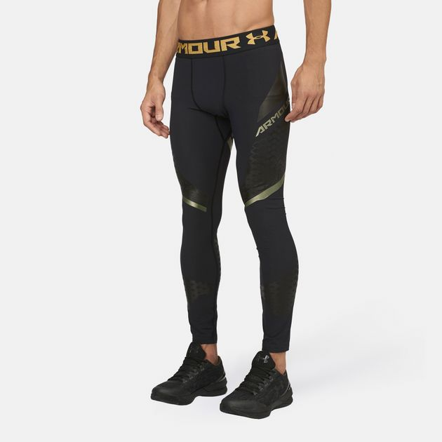58ef26bcca Under Armour HeatGear Armour Zone Compression Tights | Tights ...