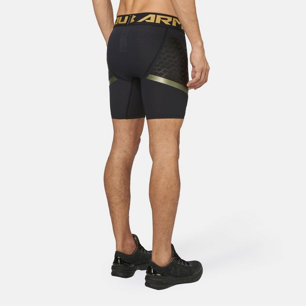 306d9041d4 Under Armour HeatGear Armour Zone Compression Shorts | Shorts ...