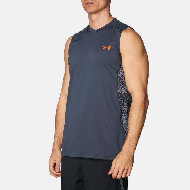ee9558431143df Under Armour™ Raid Sleeveless T-Shirt