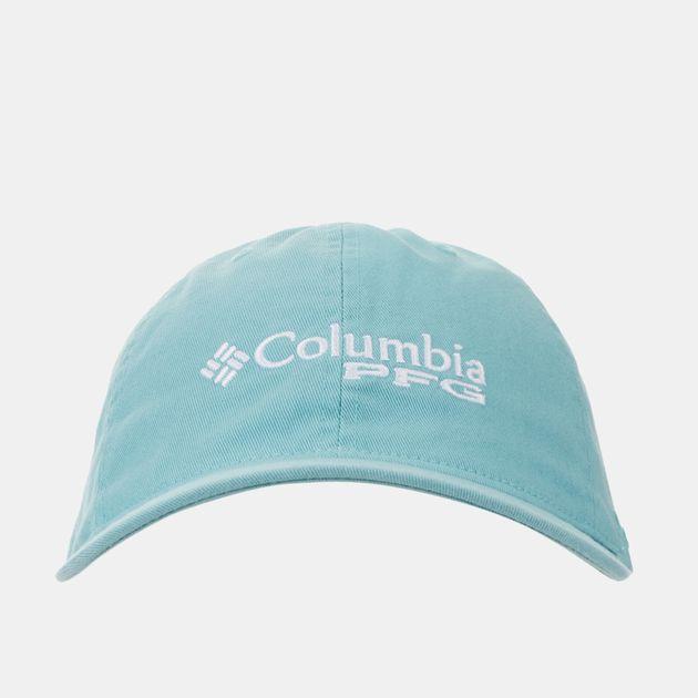 Shop Green Columbia PFG Bonehead™ Ballcap for Unisex by Columbia  5623c5b7168