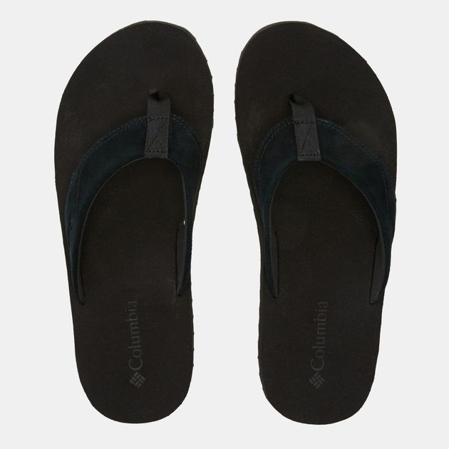 Columbia Sorrento Leather Flip Flop  1c421bc3cd