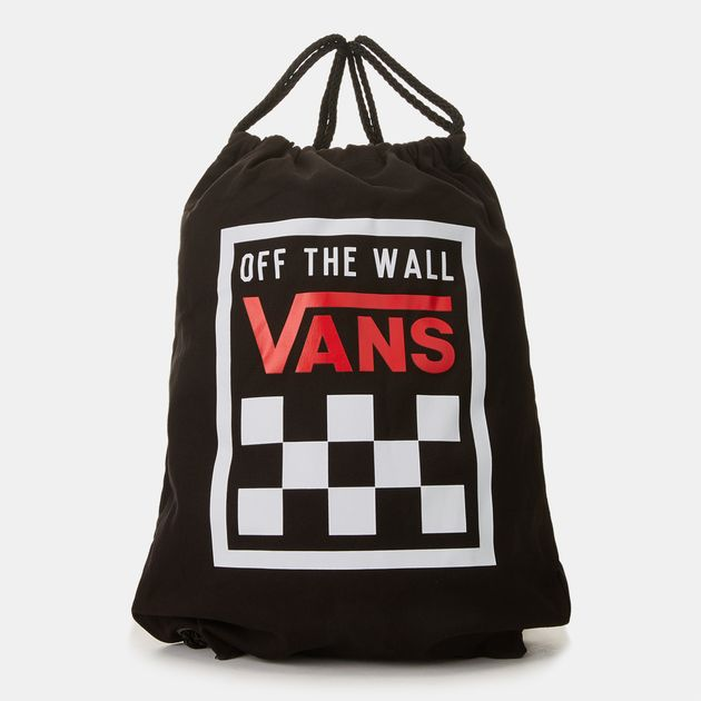 2fe752fd9aa9c Shop Black Vans Benched Novelty Backpack for Womens by Vans