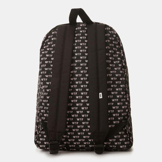 31688b63ed50 Vans Realm Backpack - Black