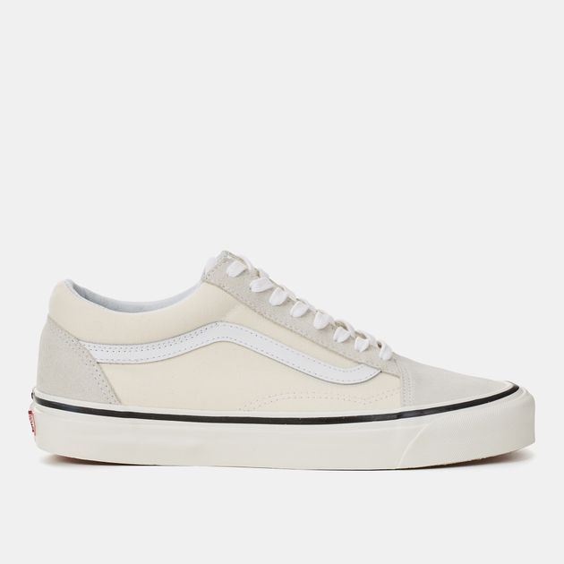 fb1ab65e7a Shop White Vans Anaheim Factory Old Skool 36 DX Shoe for Mens by ...