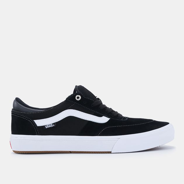 4b091111386 Shop Black Vans Gilbert Crockett Pros 2 Shoe for Mens by Vans