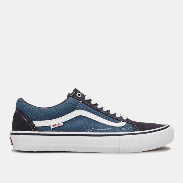 d8f1a378dc Vans Men s Old Skool Pro Shoe