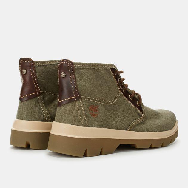 3a2394b475c3 Timberland City Blazer Fabric   Leather Chukka Boots