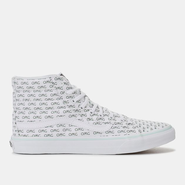f11add3f7d99 Vans SK8-Hi Slim OMG WTF Shoe