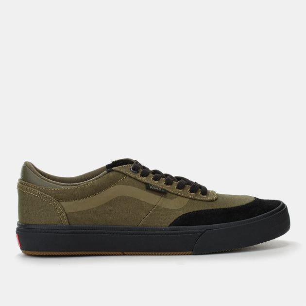 0eb1a6d765 Shop Green Vans Gilbert Crockett 2 Pro Skate Shoe for Mens by Vans