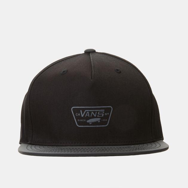 ab37a5fa74 Vans Reflect Snapback Cap - Black