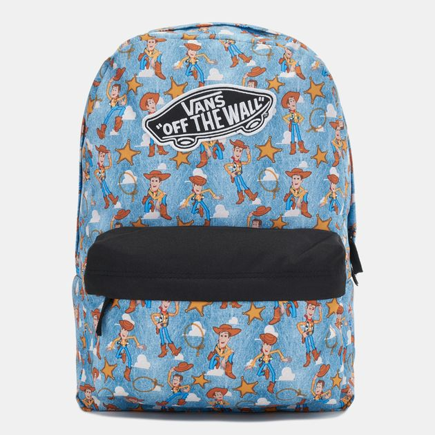 c8757075b3 Vans Toy Story Backpack - Blue