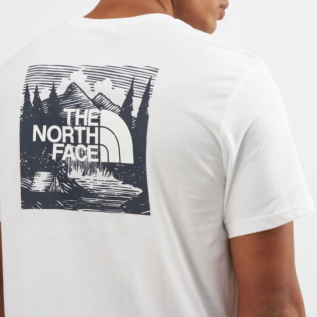 2f5954a77 The North Face Redbox Celebration T-Shirt | T-Shirts | Tops ...