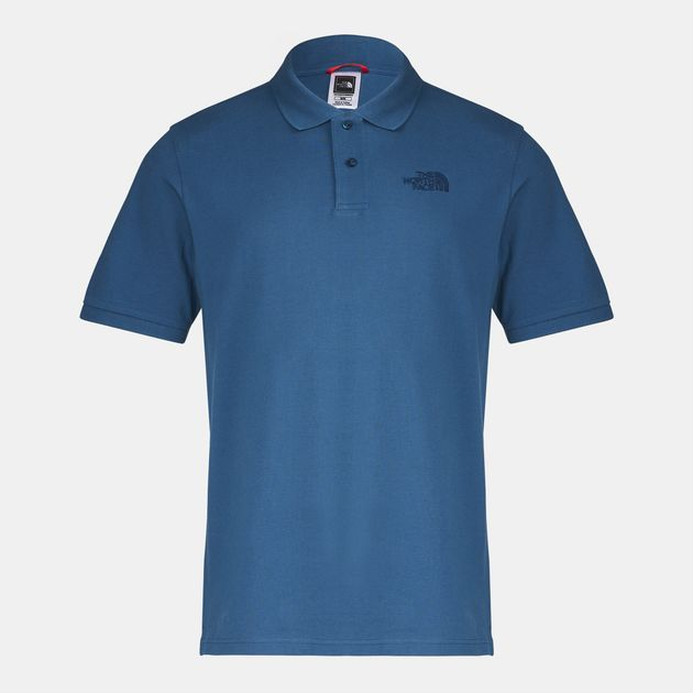 55d87a468 The North Face Polo Piquet T-Shirt | Polo Shirts | Tops | Clothing ...