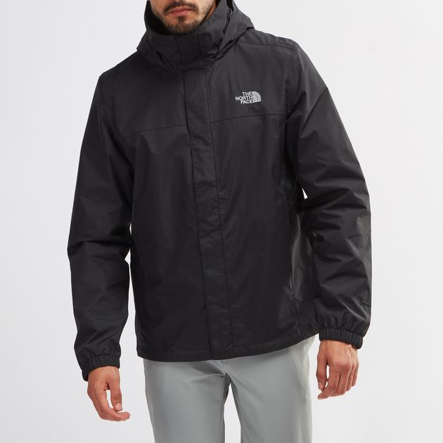 036823661 Shop Black The North Face Men's Resolve 2 Rain Jacket for Mens by ...