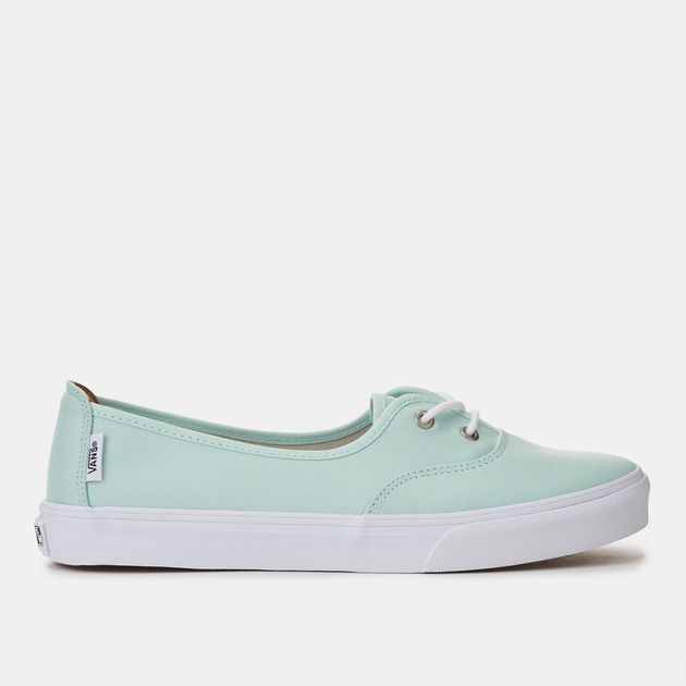 bdf719f458 Shop Green Vans Solana SF Shoe for Womens by Vans