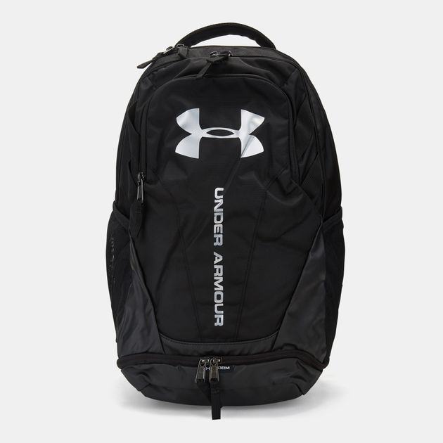 edc4e059db31 Shop Black Under Armour Hustle 3.0 Backpack for Unisex by Under ...
