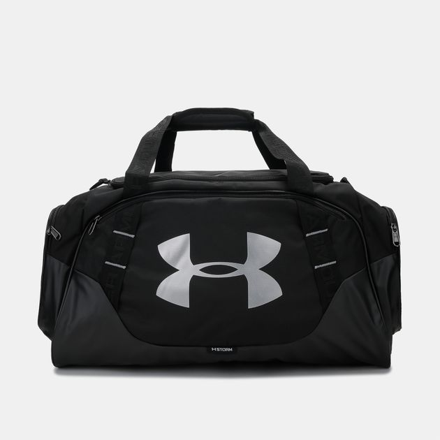 22f8e3d0db18 Under Armour Undeniable 3.0 Medium Duffle Bag - Black