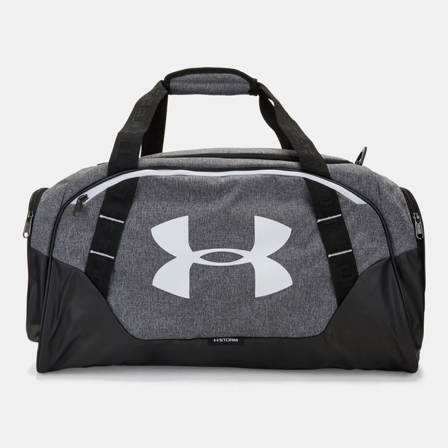 190c826d577e Under Armour Undeniable 3 Medium Duffle Bag - Grey