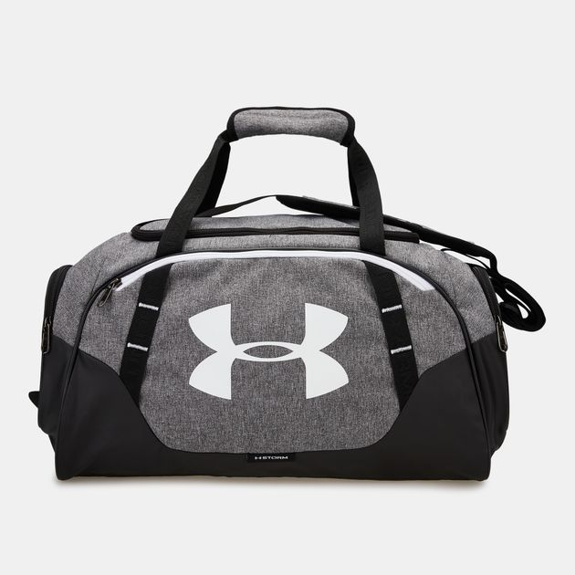 Under Armour Undeniable 3.0 Small Duffle Bag - Grey 38105c6c3cde4