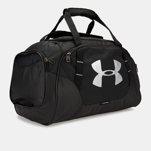 c539d2012fc0 Under Armour Unisex Undeniable 3.0 Small Duffle Bag - Black