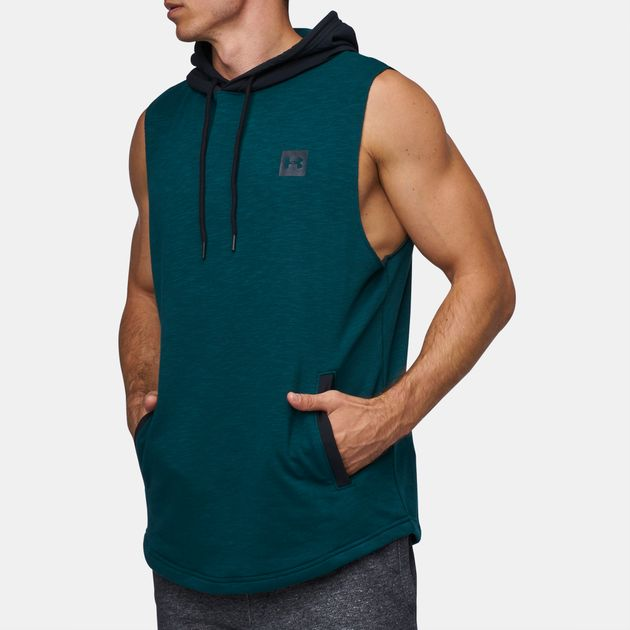 new concept 42921 a20e2 Under Armour Sportstyle Sleeveless Hoodie, 788168