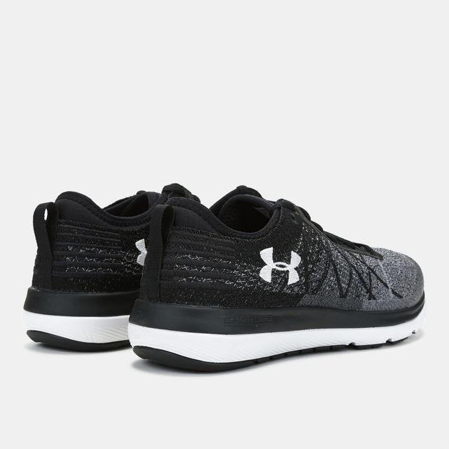 big sale c79a4 e60ac Shop Grey Under Armour Threadborne Fortis 3 Shoe for Womens ...