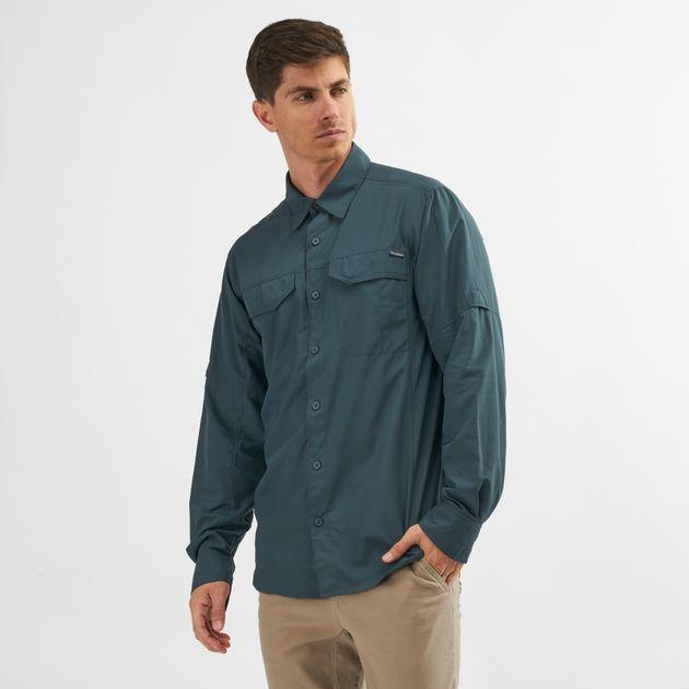 6237afe7acc Columbia Silver Ridge™ Long Sleeve Shirt | Shirts | Tops | Clothing ...