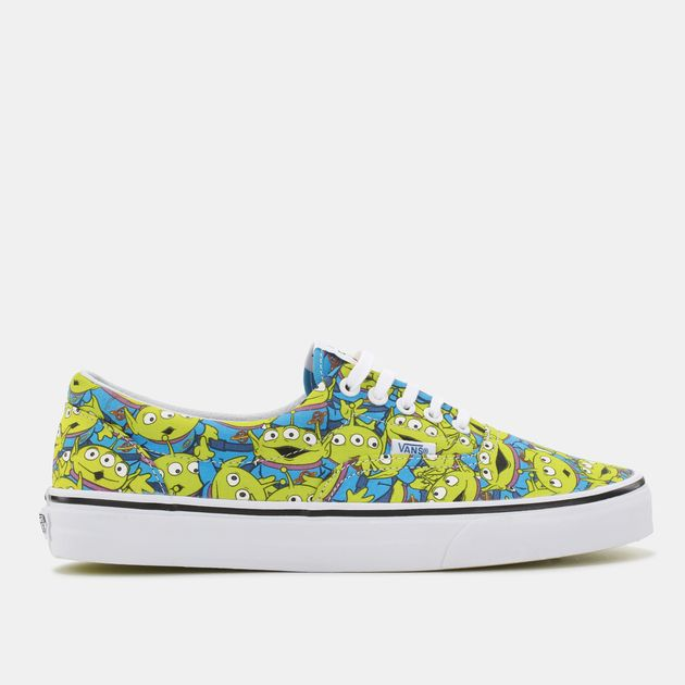 710a31a3fa1 Shop Yellow Vans Era Shoe - Toy Story Edition for Mens by Vans