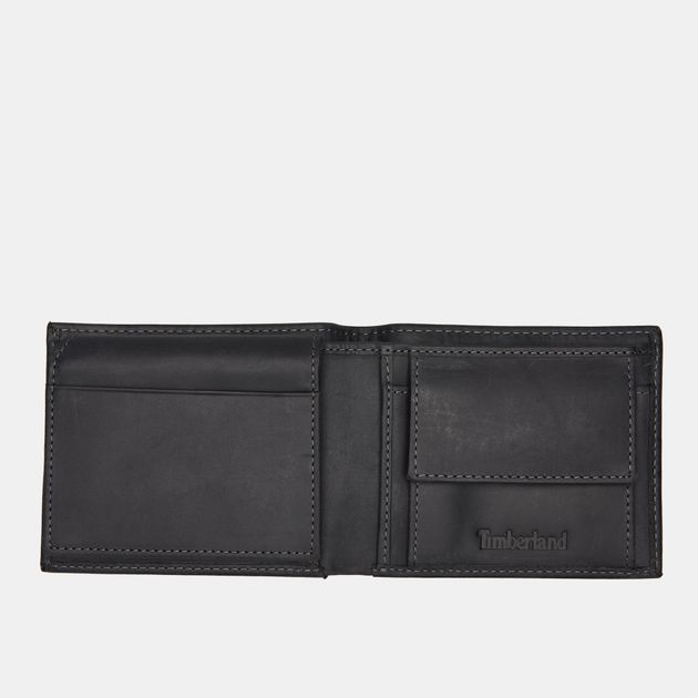 Timberland Grafton Notch Wallet with Coin Pocket