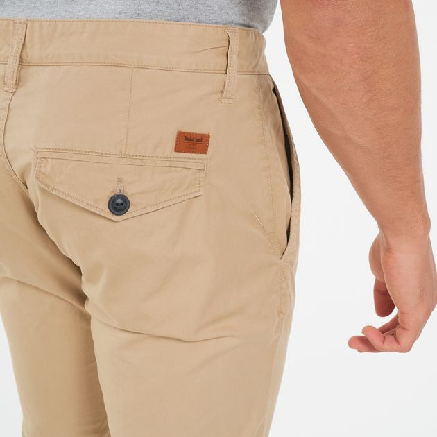 superior materials speical offer aesthetic appearance Timberland Sargent Lake Twill Chinos