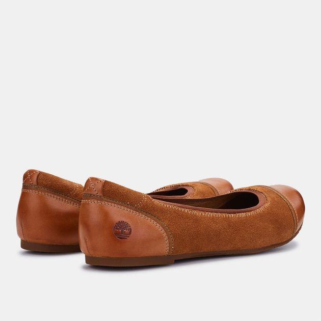 cb09bcac4 حذاء ميلبيري باليرينا من تمبرلاند | احذية كاجوال للنساء | تخفيضات ...