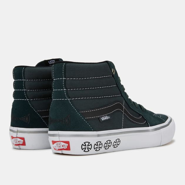7b0da5d1cd24 Vans X Independent SK8-Hi Pro Shoe | Sneakers | Shoes | Men's Sale ...