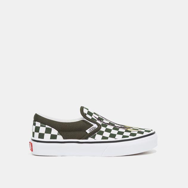 Vans Kids' Checkerboard Slip-On Shoe | Sneakers | Shoes | Kids' Sale ...