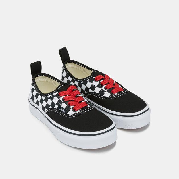 Vans Kids  Checkerboard Authentic Shoe  b4727ab67