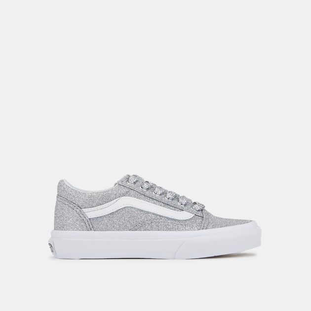 Vans Kids  Lurex Glitter Old Skool Shoe  ddb141bf2