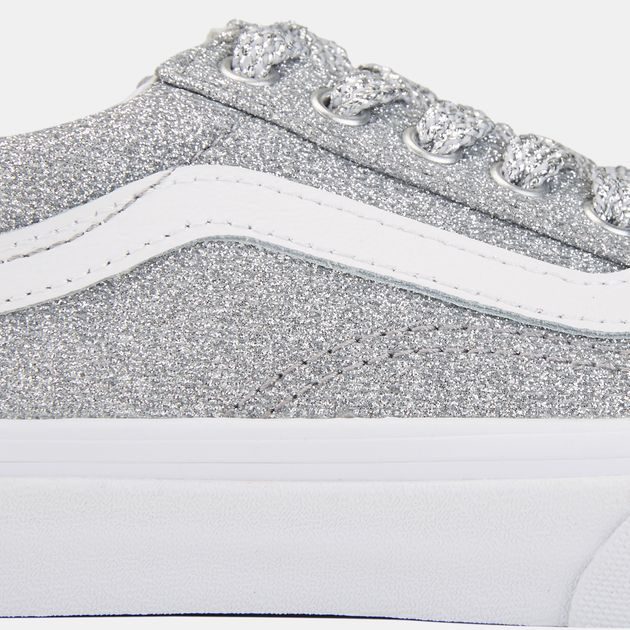 e19018ba6992 Vans Kids' Lurex Glitter Old Skool Shoe | Sneakers | Shoes | Kids ...