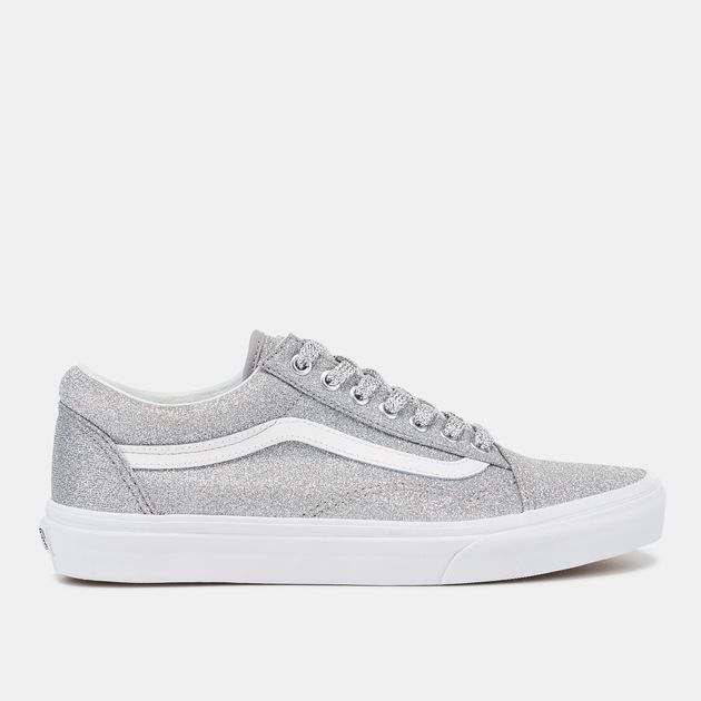 Vans Lurex Glitter Old Skool Shoe