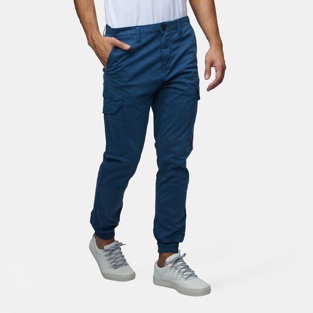 2cf37c0495 Shop Timberland Lovell Lake Slim Tapered Hybrid Cargo Pants for Mens ...