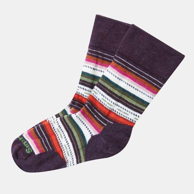 22a1fa44329 Shop Grey SmartWool Margarita Socks for Womens by Smartwool