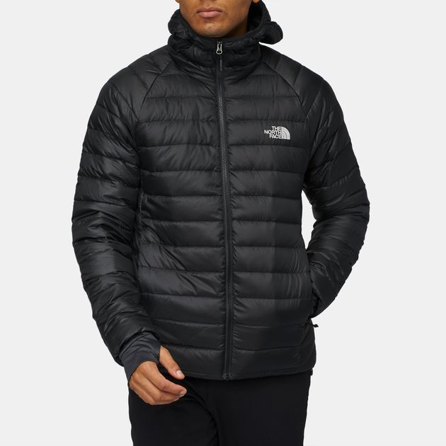 d552977ddf6b Shop Black The North Face Trevail Jacket for Mens by The North Face ...