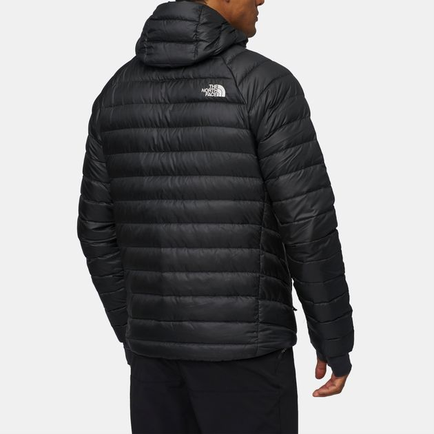 The North Face Trevail Jacket Hooded Jackets Jackets Clothing