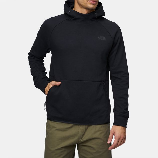 3300ae56d Shop Black The North Face Mountain Slacker Pull-On Hoodie for Mens ...