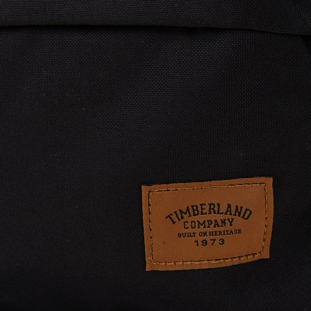 6db05299590 Shop Black Timberland Crofton 22L Water Resistant Backpack for ...