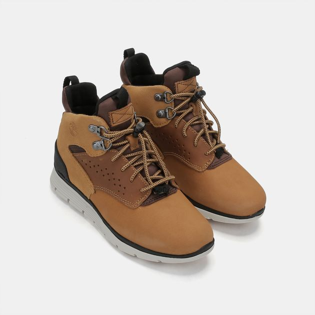 Timberland Killington Hiker Chukka Wheat Nubuck Kids